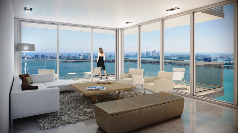 BayHouse, a 164-residential development in Edgewater. Exclusively represented by Cervera Real Estate