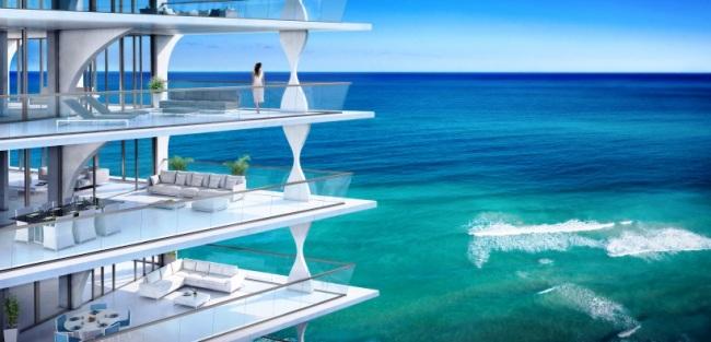 Jade Beach, Sunny Isles Beach