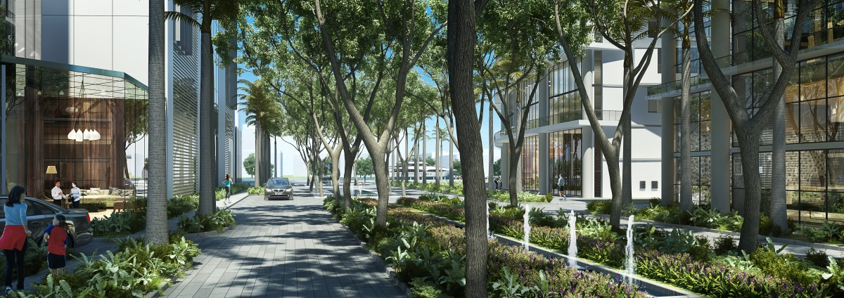 One River Point riverwalk render2