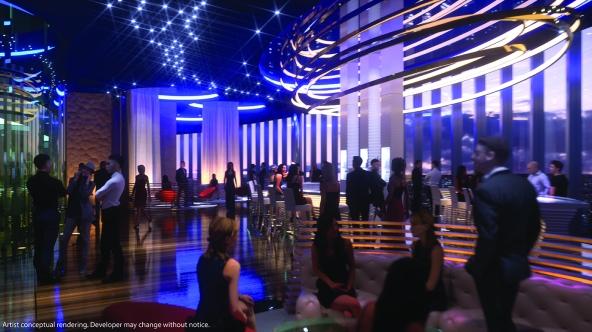 Paramount Lounge