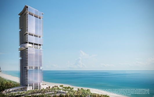 Turnberry Ocean Club, oceanfront luxury condos in Sunny Isles Beach, FL