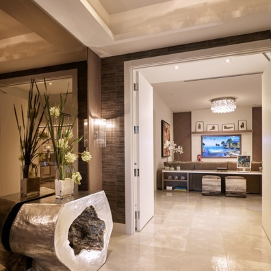 Residence foyer