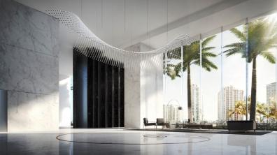 Aston Martin lobby 2 render
