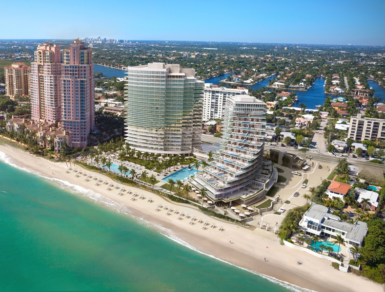 Auberge Beach Residences & Spa, Ft. Lauderdale, FL