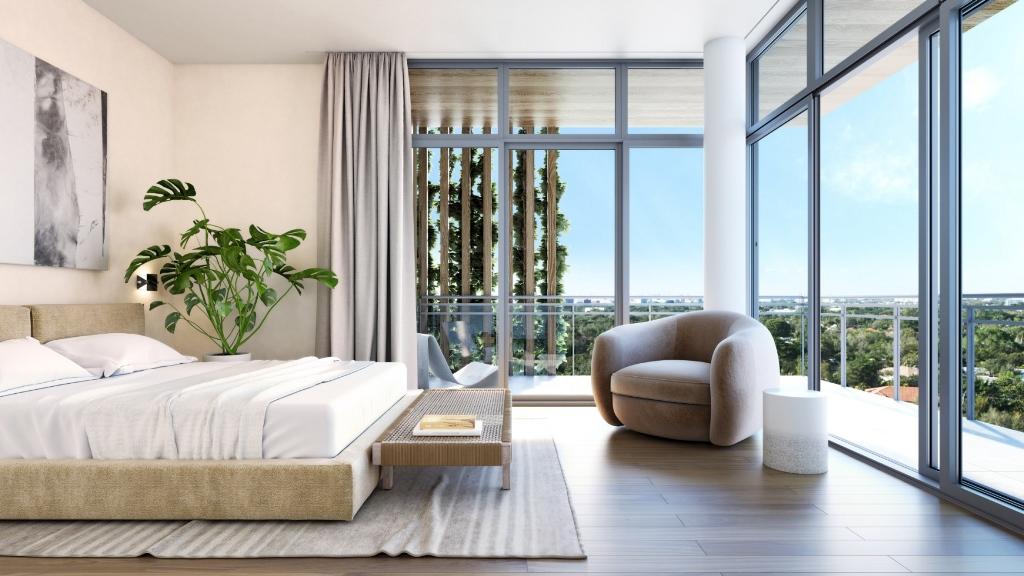 Arbor bedroom