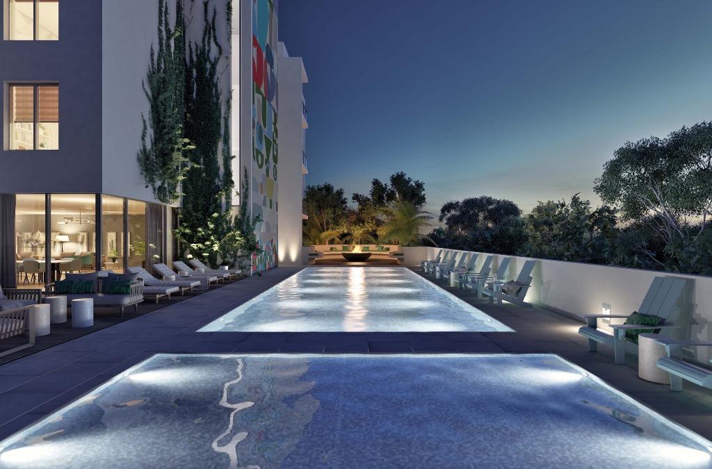 Arbor pool