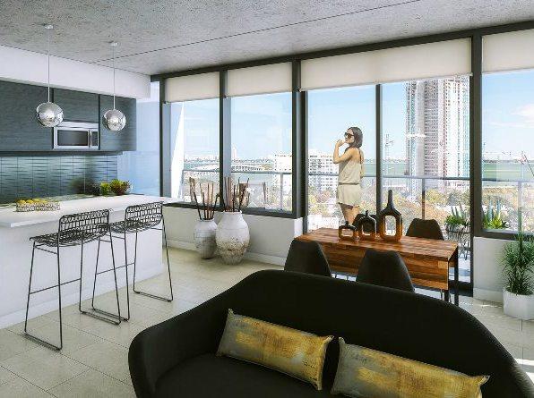 Midtown 5 balcony2