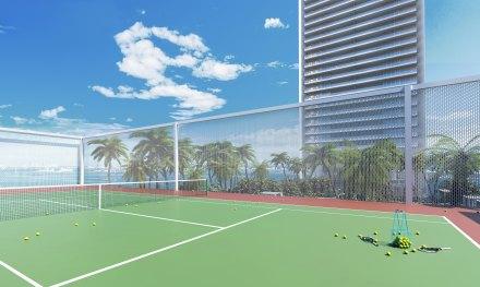 Missoni Baia Tennis