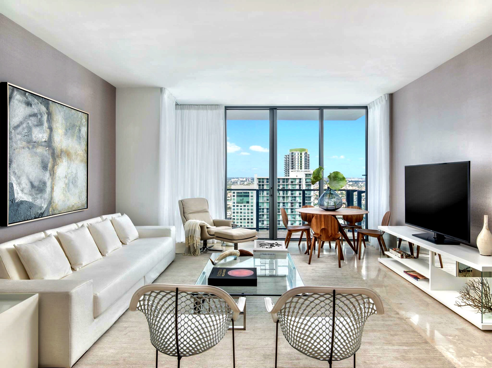 The shift from home living to condo