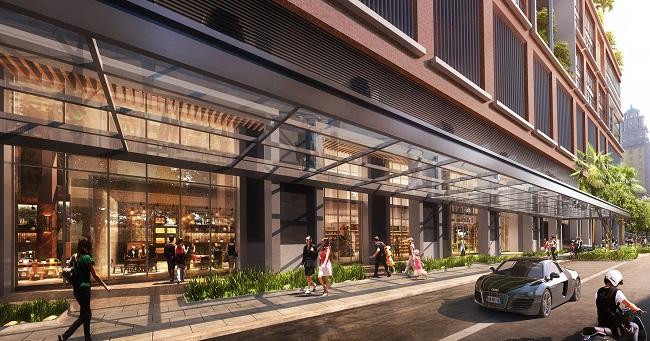 Natiivo Miami retail render small