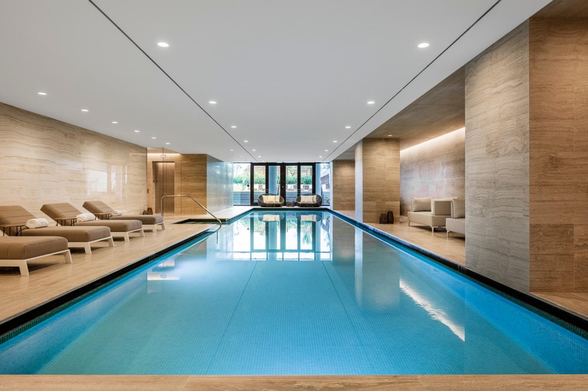 Arte Amenities_Indoor Pool