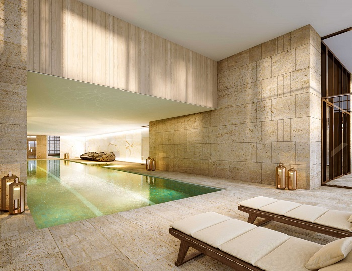 Arte Surfside Indoor Pool small