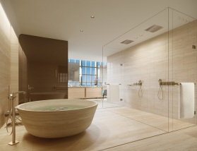 Arte Surfside Master Bathroom small