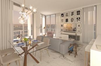 Living room 03 line