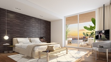 Monaco Yacht Club bedroom small