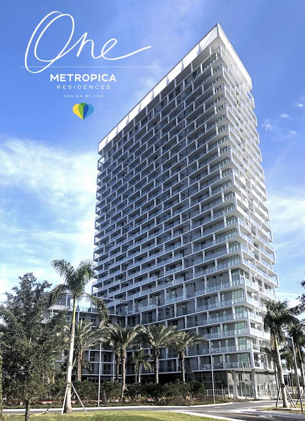One Metropica Residences Desinged by YOO