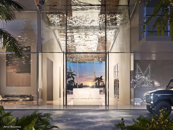 Monad Terrace Porte Cochere