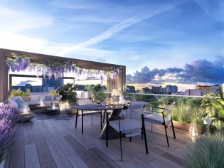 Ten30 private terrace render small